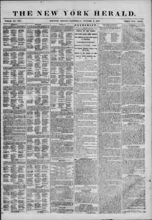 THE NEW YORK HERALD. WHOLE NO. 6975. MORNING EDITION-WEDNESDAY, OCTOBER 3, 1855. PRICE TWO CENTS. pOUTItAIi. 1ST WARD OH...