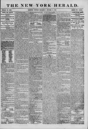 THE NEW YORK HERALD. WHOLE NO. 6983. MORNING EDITION?THURSDAY, OCTOBER 11, 1855. PRICE TWO CENTS. IMPORTANT STATE...