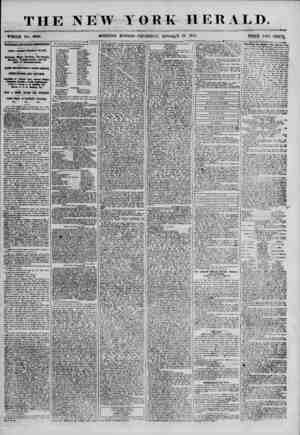 THE NEW YORK HERALD. T WHOLE NO. 6990. MORNING EDITION?THURSDAY, OCTOBER 18, 1855. PRICE TW(_> CENTS. TREMENDOUS KNOW NOTHING