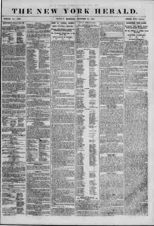 "THE NEW YORK HERALD. ? ? WHOLE WO <W98. SUNDAY MORNING, OCTOBER"" 21, 1855. PRICE TWO CENTS. iflfKBTlSKMEim KLMWfcu EYEKY BAT"