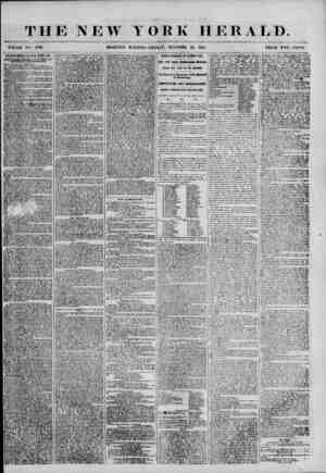 THE NEW YORK HERALD. WHOLE N<>. w98. MORNING EDITION?FRIDAY, OCTOBER 20, 1855. PRICE TWO CENTS. IBfllTWEiCTTS Kbfl; Wiito...