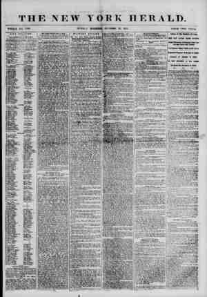 ".u THE NEW YORK HERALD. WHOLE NO. 7000. SUNDaIT MO It NINO. OOTORBK 28. 1855. PKIOE rv?o OKNrs CITY POLITICS. ""* the..."