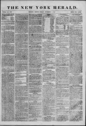 THE NEW YORK HERALD. WHOLE NO. 7005. MORNING EDITION-FRIDAY, NOVEMBER 2, 1855. PRICE TWO CENTS. *LYjtITix.UrilT* MjgJfKWEb