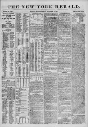 THE NEW YORK HER ALT). WHOLE NO. 7012. MORNING EDITION-FRIDAY, NOVEMBER 9, 1855. PRICE TWO CENTS. STATE ELECTIONS. Additional