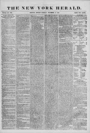 THE NEW YORK HERALD. WHOLE NO. 7016. MORNING EDITION-TUESDAY, NOVEMBER 13, 1855. PRICE TWO CENTS. OFFICIAL CORRUPTION. ttowt