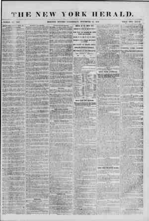 fi 1 I IIE NEW YOR K HERA LD. WHOLE NO. rolT. MORNING EDITION-WEDNESDAY, NOYEMBER 14, 1855. 1'RICB TWO OE.vrS. Hgiiim&am* *?
