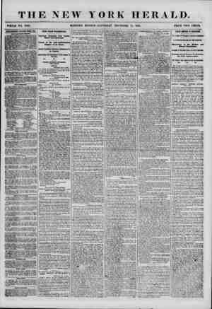 THE NEW YORK HERALD. WHOLE NO. 7048. MORNING EDITION-SATURDAY DECEMBER 15, 1866. PRICE TWO CENTa mMTISElKNTS RENEWED ETBRI