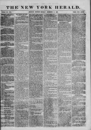 THE NEW YORK HERALD. WHOLE NO. 705a MORNING EDITION-MONDAT, DECEMBER 17, 1855. PRICE TWO CANTS. A9TRTDS1ENT8 BEEKWBD ETEBI