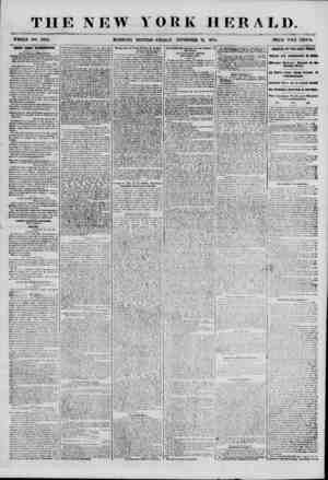 W YORK HERALD. WHOLE NO. 7054. MORN [NO EDITION-FRIDAY, DECEMBER 21, 1855. PRICE TWO CENTS NEWS FROM WASHINGTON. OUR SPECIAL