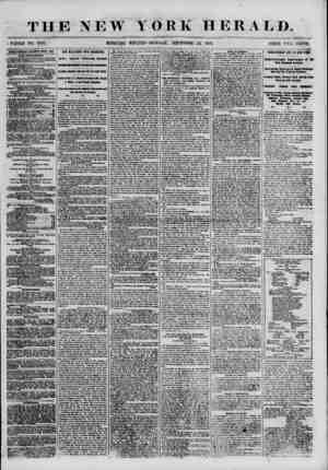 THE NEW YORK HERALD. WHOLE NO. 7057. MORNING EDITION-MONDAY,, DECEMBER '24, 1855. PRICE TWO CENTS. mXSTlSEMENTS RENEWED KfKKY