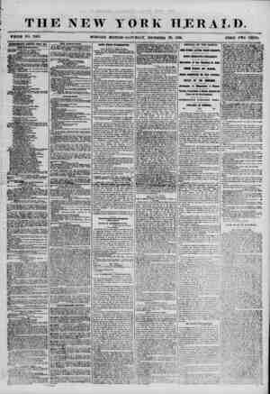THE NEW YORK HERALD. WHOLE NO. 7062. MORNING EDITION-SATURDAY, DECEMBER 29, 1856. _ PRICE TWO CENTS IBTBTISEBENTS REUKWED...