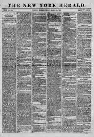 THE NEW Y ? * \ ? ? WHOLE NO. 7141. MORNING EDITION K HERALD. TUESDAY, MARCH 18, 1856. SUIT FOR DIVORCE. *It?e ('Me ol>?lK
