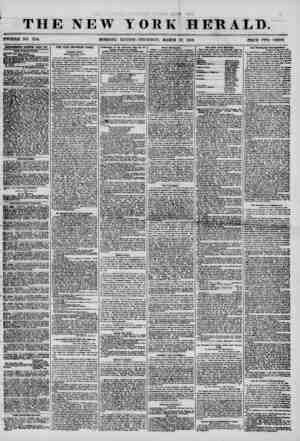 THE NEW YORK HERALD. ?WHOLE NO. 7150. MORNING EDITION?THURSDAY, MARCH 27, 1856. PRICE TWO CENTS. ADVERTISEMENTS RENEWED EfERY