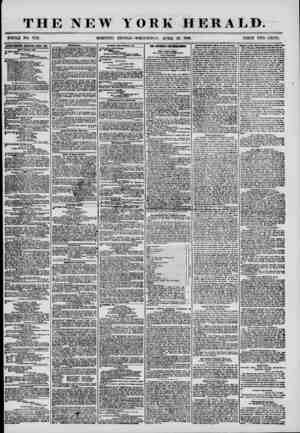 THE NEW YORK HERALD. WHOLE NO. 7177. MORNING EDITION-WEDNESDAY, APRIL 23, 1856. PRICE TWO CENTS. MIMTISBMENTS RENEWED BTBBY
