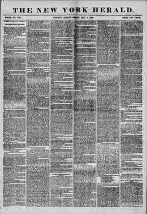 W YORK H WHOLE NO. 7193. MORNING EDITION?FRIDAY, MAY 9, 1858. KRICE TWO CENTS. ANNIVERSARY WEEK. THE ABOIITCOfllST POW-WOW.