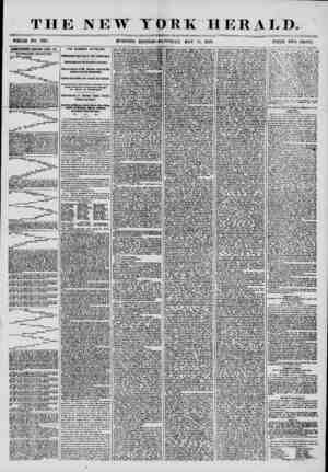 THE NEW YORK HERALD. WHOLE NO. 7215. MORNING EDITION?SATURDAY, MAY 31, 1856. PRICE TWO CENTS. iDTMTMENTS RENCWK8 (SVERf UAV.