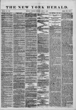 THE NEW YORK HERALD. WHOLE NO. 7218 MORNING EDITION?TUESDAY, JUNE 3, 1856. PRICE TWO CENTS. A ggg|ggjgg| Rfflfmp mu pit....