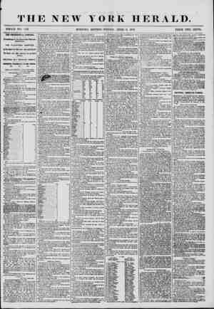 THE NEW YORK HERALD. WHOLE NO. 7221 MORNING EDITION-FRIDAY, JUNE ?6, 1856 PRICE TWO CENTS. THE PRESIDENT! \li CAMPAIGN....
