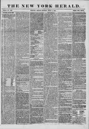 THE NEW YORK HERALD. WHOLE NO. 7224 MORNING EDITION-MONDAY, JUNE 9, 1856. PRICE TWO CENT8. OUR NATIONAL MILITARY SCHOOL,...