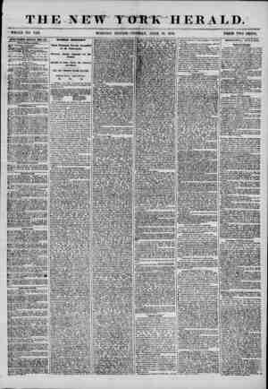 THE NEW YORK HERALD. ' WHOLE NO. 7225 MORNING EDITION?TUESDAY, JUNE 10, 1856. PRICE TWO CENTS. MmnsEMWTi re;ote? cmi biy....
