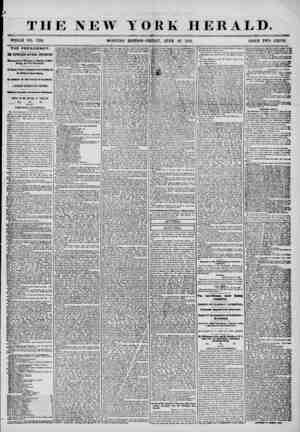 THE NEW YORK HERALD. WHOLE NO. 7235. MORNING EDITION?FRIDAY, .TUNE 20, 1856. PRICE TWO CENTS. THE PRESIDENCY. THE REPUBLICAN