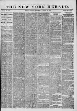 a , % THE NEW YORK HERALD. WHOLE NO. 7302. MORNING EDITION-WEDNESDAY, AUGUST 27, 1856. PRICE TWO CENTS. AN APPEAL FOE FREE