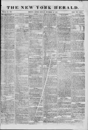 THE NEW Y () ? K HERALD. WHOLE NO. 7328 MORNING' EDITION? MONDA IT, SEPTEMBER 22 1856. PRICE TWO CENTS. AWMMIflffl RKRi;*KB