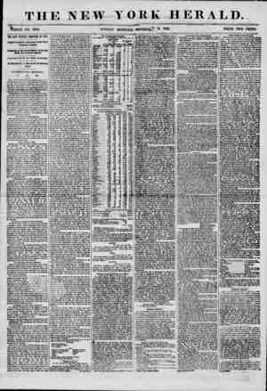 THE NEW YORK HERALD. vhlOLE NO. T383 SUNDAY MORNING, KJ> 1856. FRICB TWO CENTS. THE LATE TERRIBLE DISASTER AT SEA. Fnrthfr