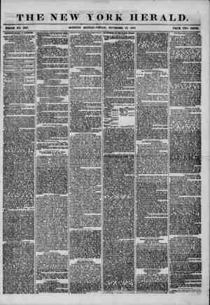 THE NEW YORK WHOLE NO. 7395 MORNING EDITION?FKIDAY, NOVEMBER HERALD. 28, 1856. PRK7E TWO GENTS. Hncecb of Kll Th?ye*. Founder