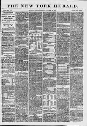 THE NEW YORK HERALD. IfHOLB NO. 7711. MORNING EDITION-MONDAY, OCTOBER 12, 1857. PRICE TWO CENTS. THE REVULSION. Statement* of