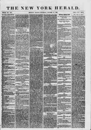 THE NEW YORK HERALD. WHOLE NO. 7721. MORNING EDITION?THURSDAY, OCTOBER 22, 1867. PRICE TWO CENTS. IBB TXITE AVEBTJE HUBOXB.