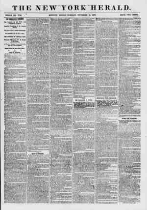 THE NEW YORK HERALD. WHOLE NO. 7740. * MORNING EDITION? TUESDAY, NOVEMBER 10, 1857. PRICE TWO CENTS. THE BIEMPLOYED WORKMEN.