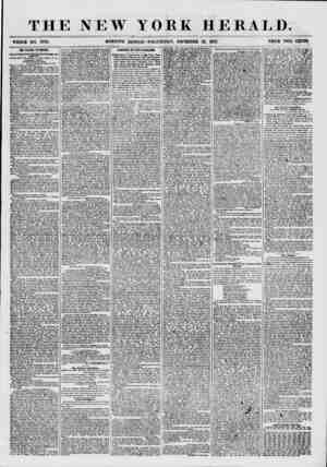 THE NEW YORK HERALD. WHOLE NO. 7783. * MORNING EDITION-WEDNESDAY, DECEMBER 23, 1857. PRICE TWO CENTS. THE WALKER EXPEDITION.
