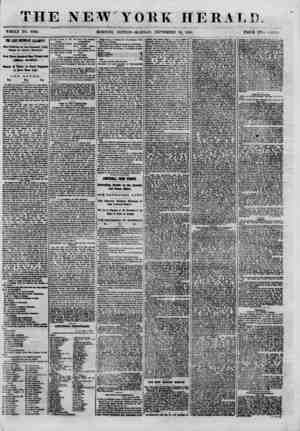 NEW YORK HERALD. %? WHOLE NO. 8768. MORNING EDITION-MONDAY, SEPTEMBER 10, 1860. PRICE TWO CENTS. TIE LUE IKH645 f.H.AWTTT Hie