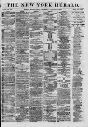 THE NEW YORK HERALD. DHOLE NO. 8776. MORNING EDITION-TUESDAY, SEPTEMBER 18, 1860.-TRIPLE SHEET. PRICE TWO CENTS. tnimsb....