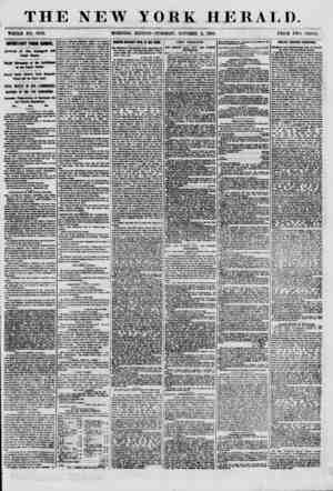 THE NEW YORK HERALD WHOLE NO. 8790. MORNING EDITION?TUESDAY, OCTOBER 2, 1860. ' PRICE TWO CENTS. IMPORTANT FROM EUROPE....
