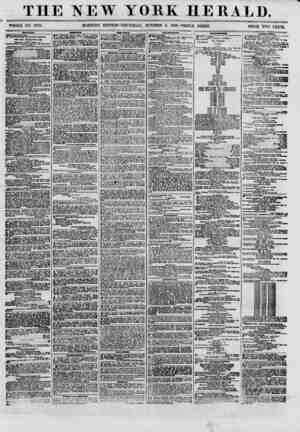 THE NEW YORK HERALD. WHOLE NO. 8792. MORNING EDITION-THURSDAY, OCTOBER 4, 1860.-TRIPLE SHEET. PRICE TWO CENTS. B ihjppihq,