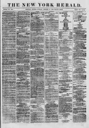 THE NEW WHOLE NO. 8804. MORNING EDITION YORK HERALD. TUESDAY, OCTOBER 10, 1860.-TRIPLE SHEET. PRICE TWO CENTS, HorgKg, noons,