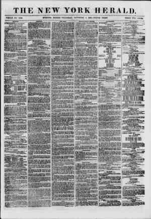 THE NEW YORK HERALD. WHOLE NO. 8820. MORNING EDITION- THURSDAY, NOVEMBER I, 1860.-TRIPLE SIIEET. PRICE TWO CENTS. ?aippua.