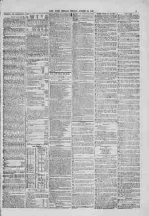 t T I FINANCIAL AND COMMERCIAL. 1 Thursday, August 15?C P. M. The remaining sections of tlie plan of the bankers' committee