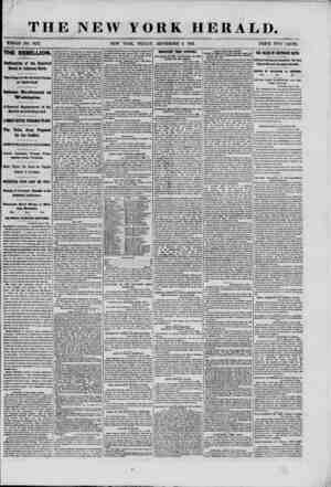 y jp TH WHOLE NO. 9127. THE REBELLION. Confirmation of the Reported Death of Jefferson Davis. The Flags of the Rebels Flying