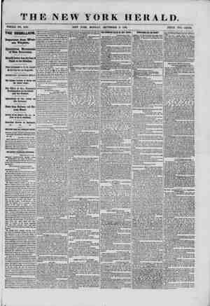 TH WHOLK NO. 9130. THE REBELLION. auijjvi bauv Hum ww cavern Virginia. Hysterious Movements of Gen. Rosecrans, Splendid...