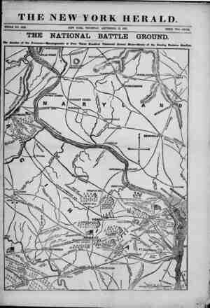 Ttt tj% JtX JCi WHOLfl NO. 9133. THE Phe Armies of the Potomac?! ' /// / ^ ^^^eiiiflG ftS^Sjlf 4. ^ a ^ RS\<^ / AaAAAV44X ^
