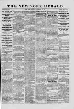 TH WHOLE NO. 9145. THE REBELLION. Important News from Missouri. The Surrender of Col. Mulligan to the Rebels. Gen. Fremont