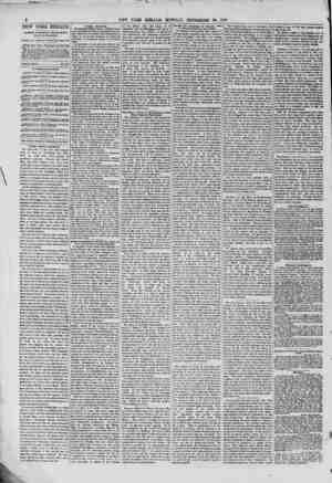 mm nil III sr 4: NEW YORK HERALD. JAMES GORDON BENNETT, EDITOR AND PROPRIETOR. OFFICE N. W. CORNER OP FULTON AND NASSAU 8T8.