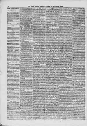 NEW YORK HERALD. JAMES GORDON BKNNKTT, 1DIT0R AND PROPRIETOR. ?FFIOE H. W. OOKNRR OF FULTON AND NASSAU 8TS. ffjl MS m?A in