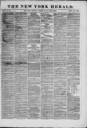 THE NEW YORK HERALD. WHOLE NO. 9175. ^ NEW YORK, THURSDAY, OCTOBER '24, 1861.-TRIPLE SHEET. PRICE TWO CENTS. ?ITtAWO!H...