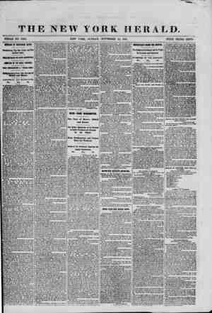 rn HE NEW YORK HERALD. WHOLE NO. 9200. NEW YORK, SUNDAY, NOVEMBER 24, 1801. PRICE THREE CENTS MESSAGE OF JQTEBSOR DAVIS....