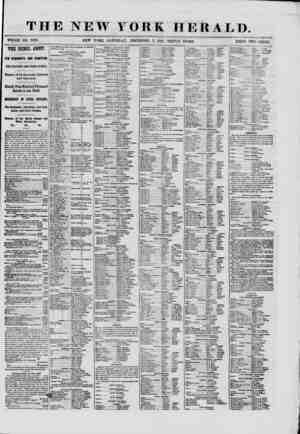 "THE NEW YORK WHOLE NO. 9219. NEW YORK, SATURDAY, DECEMBER 7, 1801. HERALD. """"'J ' ? . ? ? ? ^ n - .. ? _ i. ??*"" ? ? ??..."