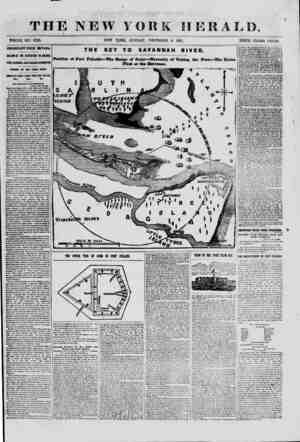 THE NEW FORK HERALD. WHOLE NO. 9220. NEW Yi)RK, SUNDAY, DECEMBER 8, 1861. PRICK XHRKK CENTS. IMPORTANT FSOM HAVANA. SAILING